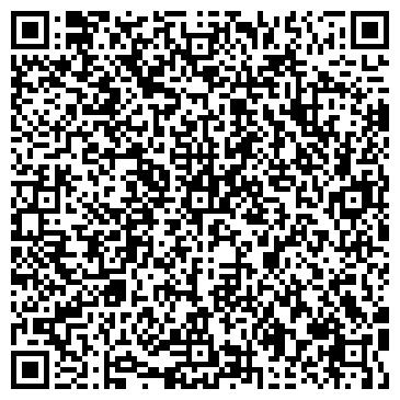 QR-код с контактной информацией организации Фанболка