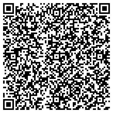 QR-код с контактной информацией организации Дизайн студия Владимира Возняка, ЧП