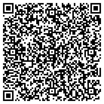 QR-код с контактной информацией организации ТГ Единорог, СПД