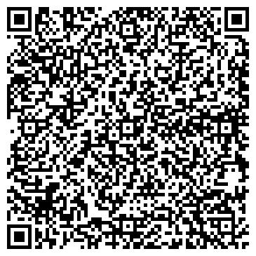 QR-код с контактной информацией организации Виктория 8, ЧП