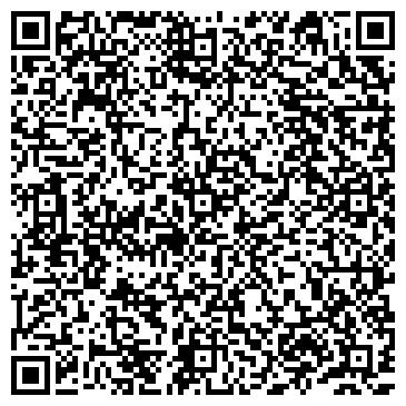 QR-код с контактной информацией организации Свадебный салон-ателье ИРИС, СПД