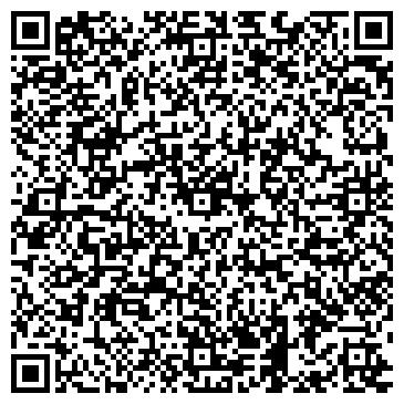 QR-код с контактной информацией организации Лептуга, СПД (Tatika Taum)