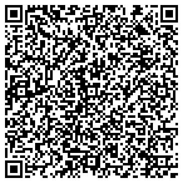 QR-код с контактной информацией организации Лекалотекс (Три мастера), ООО