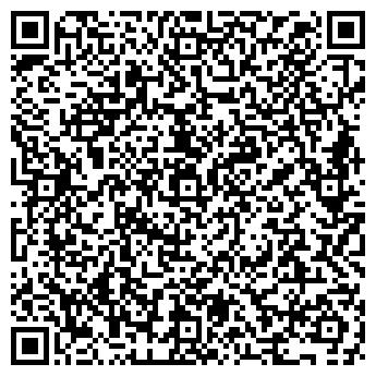 QR-код с контактной информацией организации Модная пани, ЧП