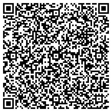 QR-код с контактной информацией организации Алла Сага (Alla Saga), ЧП