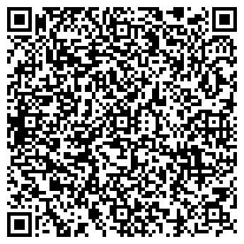 QR-код с контактной информацией организации Ателье Радужное, ЧП
