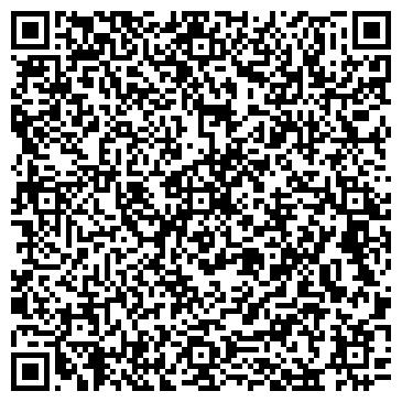 QR-код с контактной информацией организации Интернет-салон 1001 платье, ЧП