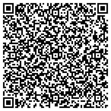QR-код с контактной информацией организации Дизайн-студия САК, ИП