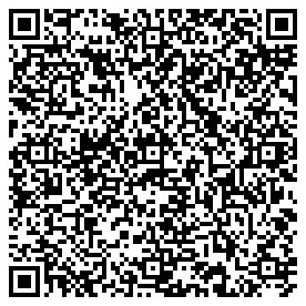 QR-код с контактной информацией организации Ателье Лекало, ИП