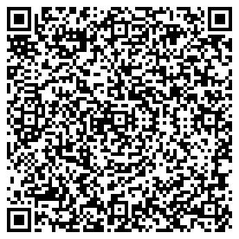 QR-код с контактной информацией организации Гардероб, ИП