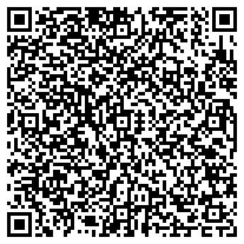 QR-код с контактной информацией организации Вышивалочка, ИП