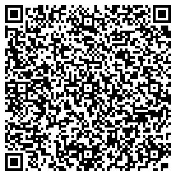 QR-код с контактной информацией организации Интернет-магазин Kiwi. Оптом женская одежда: платья, туники, юбки, костюмы, лосины, футболки.