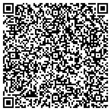 """QR-код с контактной информацией организации Печатный салон """"ВРубахе"""""""