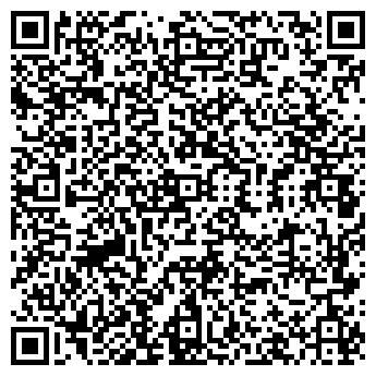 QR-код с контактной информацией организации КАНстрой, ЧП