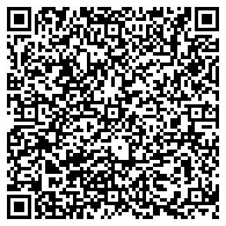 QR-код с контактной информацией организации А-сервис, ЧП