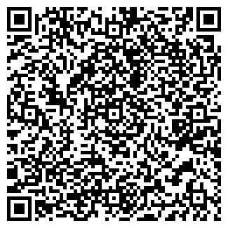QR-код с контактной информацией организации Магазинус, ЧП