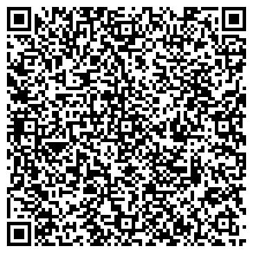 QR-код с контактной информацией организации Декор, ПРАТ