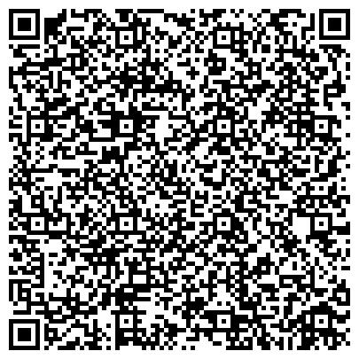 QR-код с контактной информацией организации Барлык универсальный оптово-розничный торговый комплекс, ТОО