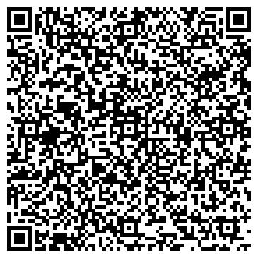 QR-код с контактной информацией организации Аэрон, ООО