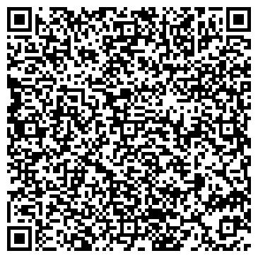 QR-код с контактной информацией организации Каскад-текстиль, ООО