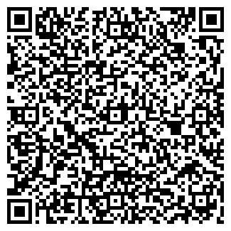 QR-код с контактной информацией организации Айнью, ИП