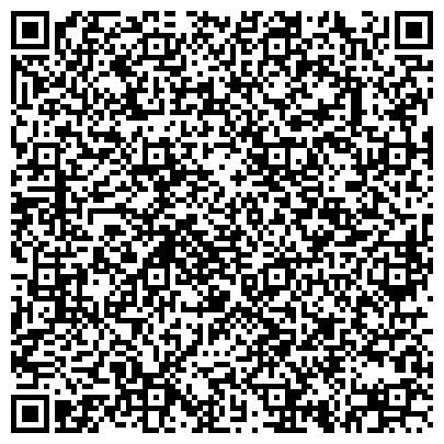 QR-код с контактной информацией организации Бюро координационное Программы ТАСИС Европейского союза в РБ
