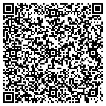 QR-код с контактной информацией организации ЛеоПартнерс, ООО