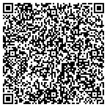 QR-код с контактной информацией организации Тренинг-центр ЛИДЕР