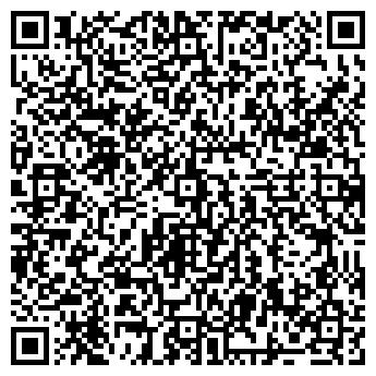 QR-код с контактной информацией организации ГермесСтрой, ООО