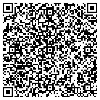 QR-код с контактной информацией организации Золотой лев, ЧП