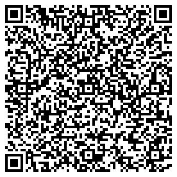 QR-код с контактной информацией организации Капитал-Инвест, Центр экспертиз и бизнеса, ООО