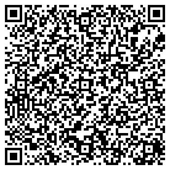 QR-код с контактной информацией организации Кредитайм, ООО