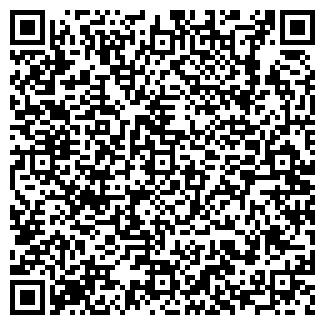 QR-код с контактной информацией организации Телекон, ЧП