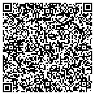 QR-код с контактной информацией организации Ассоциация франчайзинга Украины