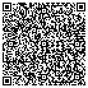 QR-код с контактной информацией организации Инди медиа, ООО