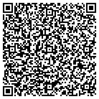 QR-код с контактной информацией организации Сапфир Ресторан, ИП