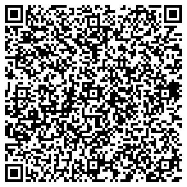 QR-код с контактной информацией организации Юридическое агентство VIA (ВИА), ИП
