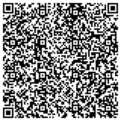 QR-код с контактной информацией организации Народный бизнес, Общественный фонд