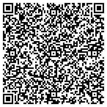 QR-код с контактной информацией организации Приватаудит, ЗАО