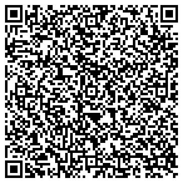 QR-код с контактной информацией организации Юридическая компания «Миранда»