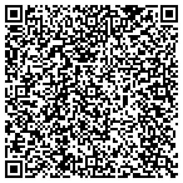 QR-код с контактной информацией организации Алла Прима аудиторская фирма, ООО
