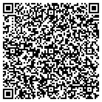 QR-код с контактной информацией организации Дизайн-бюро (Антураж),ЧП