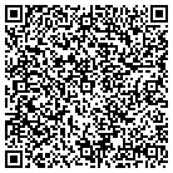 QR-код с контактной информацией организации Паротех, ООО