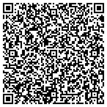 QR-код с контактной информацией организации Результат, Тренинг-центр