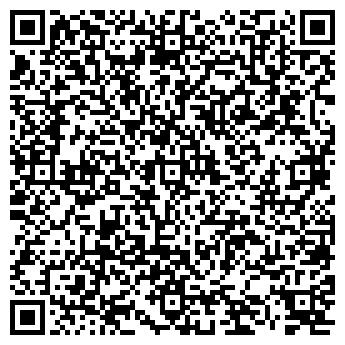 QR-код с контактной информацией организации Школа технологий влияния