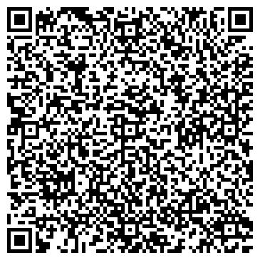 QR-код с контактной информацией организации Мегаполис-Персонал, ООО