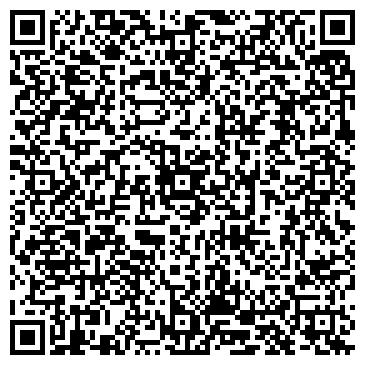 QR-код с контактной информацией организации AB Design (АБ дизайн), ООО