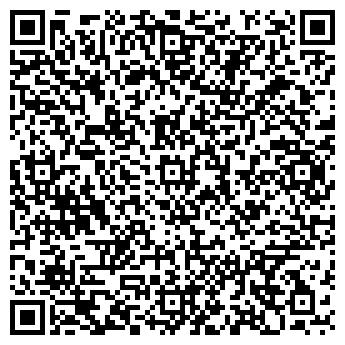 QR-код с контактной информацией организации Квадрат, ЧП