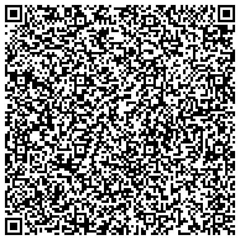 QR-код с контактной информацией организации Институт развития инновационных технологий в сфере профессионального образования, медицинского права, менеджмента и оздоровительного туризма, ООО
