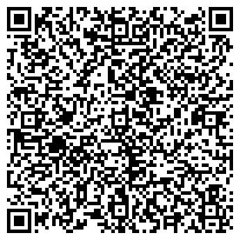 QR-код с контактной информацией организации Рубанова, ЧП